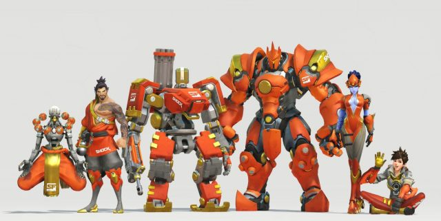 Overwatch League Teams San Francisco Shock