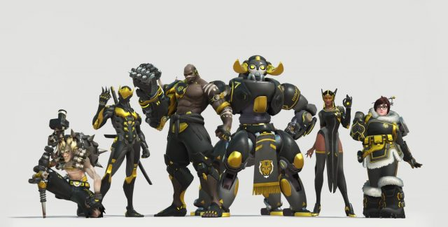 Overwatch League Teams Seoul Dynasty