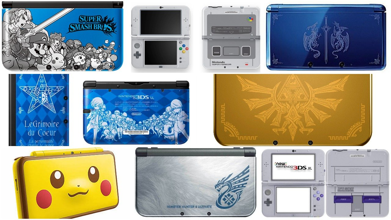 Too Many 3DS