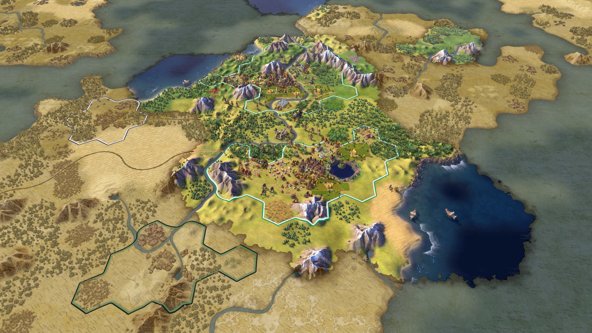 Civ 6 Governors Rise and Fall