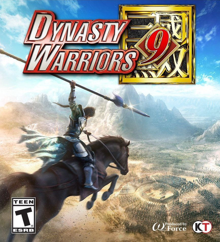 Box art - Dynasty Warriors 9