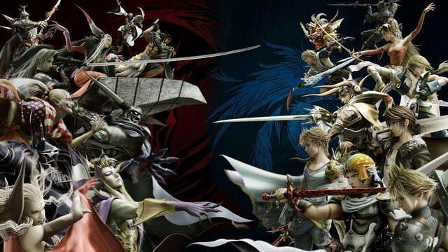 Dissidia Final Fantasy Nt Review Finicky Fighting Fantasy
