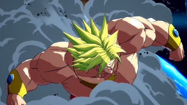 Goku's Dad is the Star of the Latest Dragon Ball FighterZ Trailer