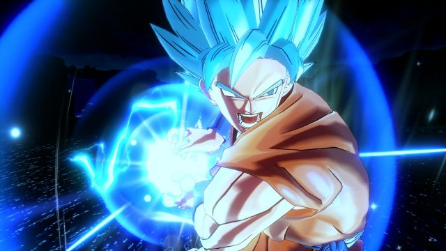 Dragon Ball Xenoverse 2 SSGSS Super Saiyan Blue