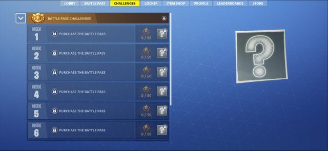 Fornite Season 3 Battle Pass Detailed New Skins Weekly Challenges