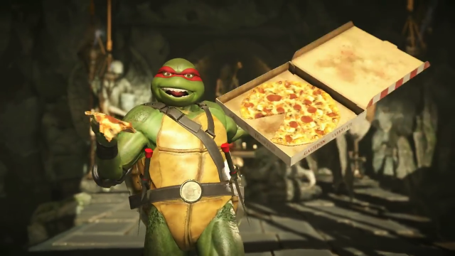 Injustice 2 Teenage Mutant Ninja Turtles Release Date Trailer