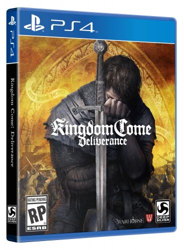 Box art - Kingdom Come: Deliverance