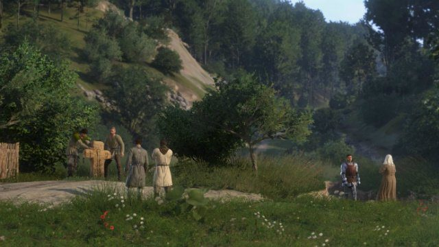 Kingdom Come Deliverance Restless Spirit Conciliatory Cross