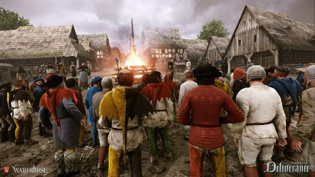 Witness War And More In Kingdom Come: Deliverance's Launch Trailer
