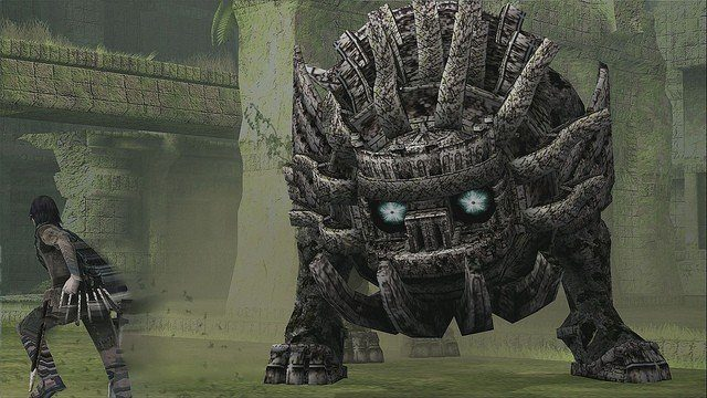 <em>Shadow of the Colossus</em> Fourteenth Colossus