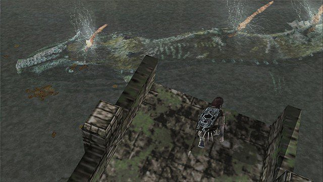<em>Shadow of the Colossus</em> Seventh Colossus
