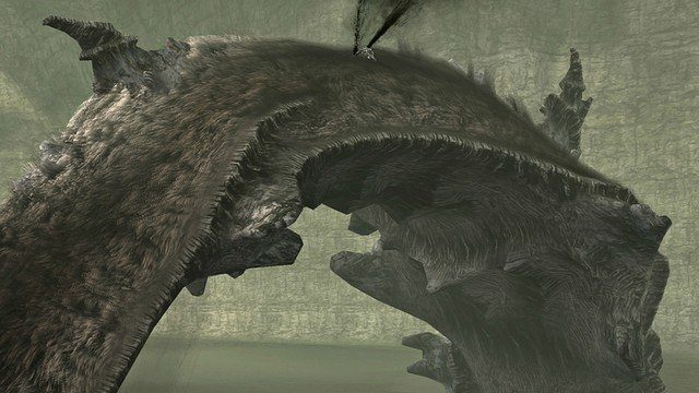 <em>Shadow of the Colossus</em> Tenth Colossus