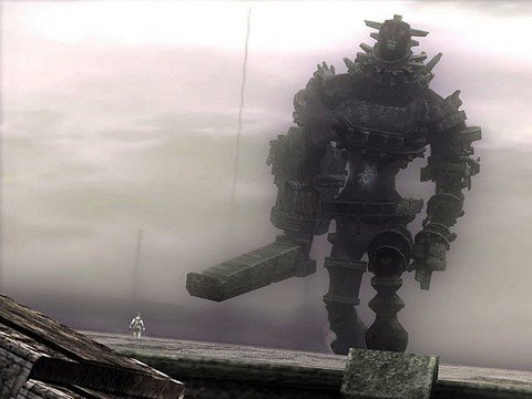 <em>Shadow of the Colossus</em> Third Colossus