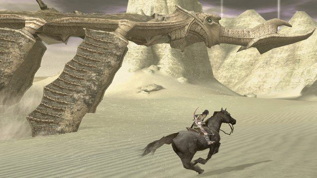 <em>Shadow of the Colossus</em> Thirteenth Colossus