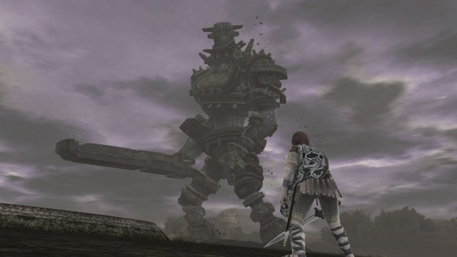 Shadow of the Colossus sales