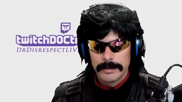 Dr Disrespect Called