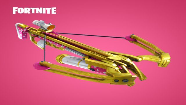 Fortnite Valentines Event 2018 Crossbow