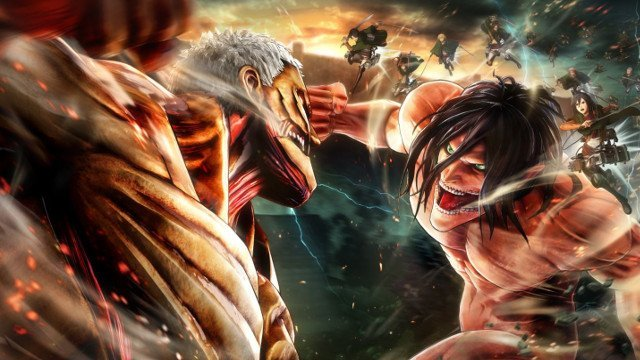 Attack on Titan 2 Predator Mode