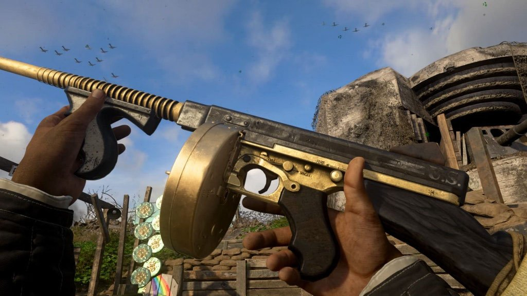 COD WW2 The Handler: How to Find the Gun You Get From the New SMG