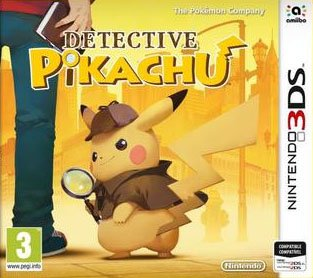 Box art - Detective Pikachu