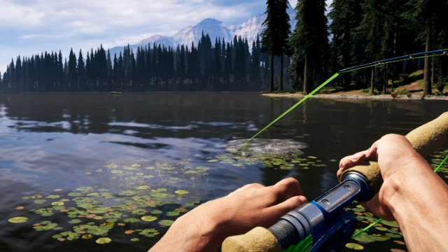 Far cry 5 kokanee salmon location where to fish for the for Ps4 hunting and fishing games
