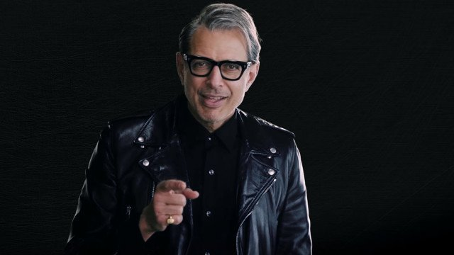 Jeff Goldblum is back in Frontier's Jurassic World Evolution