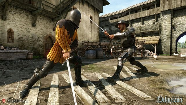 Kingdom Come Deliverance best games 2018