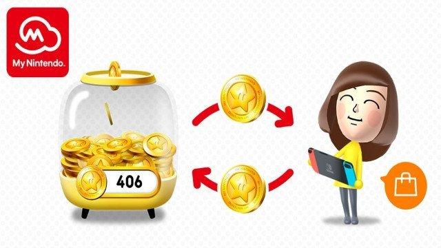 You can now buy Switch games with your Gold Coins