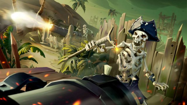 Sea Of Thieves Becomes Microsoft's Fastest Selling New IP