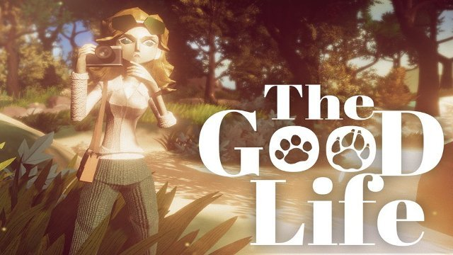 Box art - The Good Life (2018)