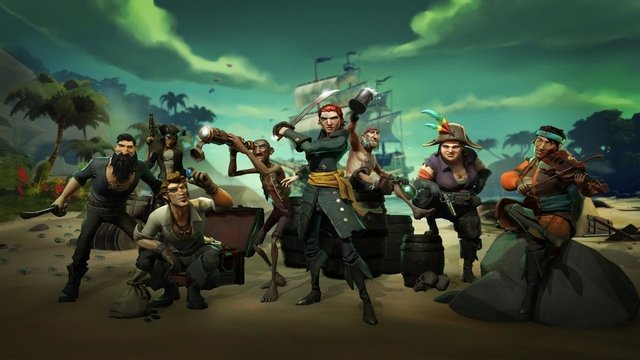 Sea of Thieves LavenderBeard Error