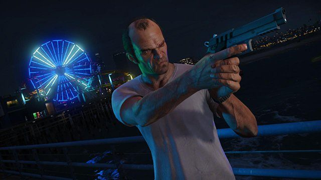 GTA 5 Cheats PS4