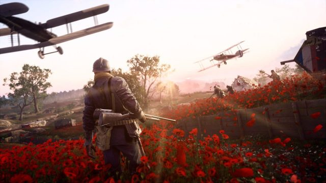 Battlefield 1's monthly updates end in June