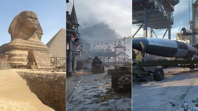 Call of Duty: WWII unleashes explosive War Machine DLC trailer