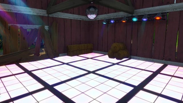 Fortnite Disco Room Locations And What Are They For