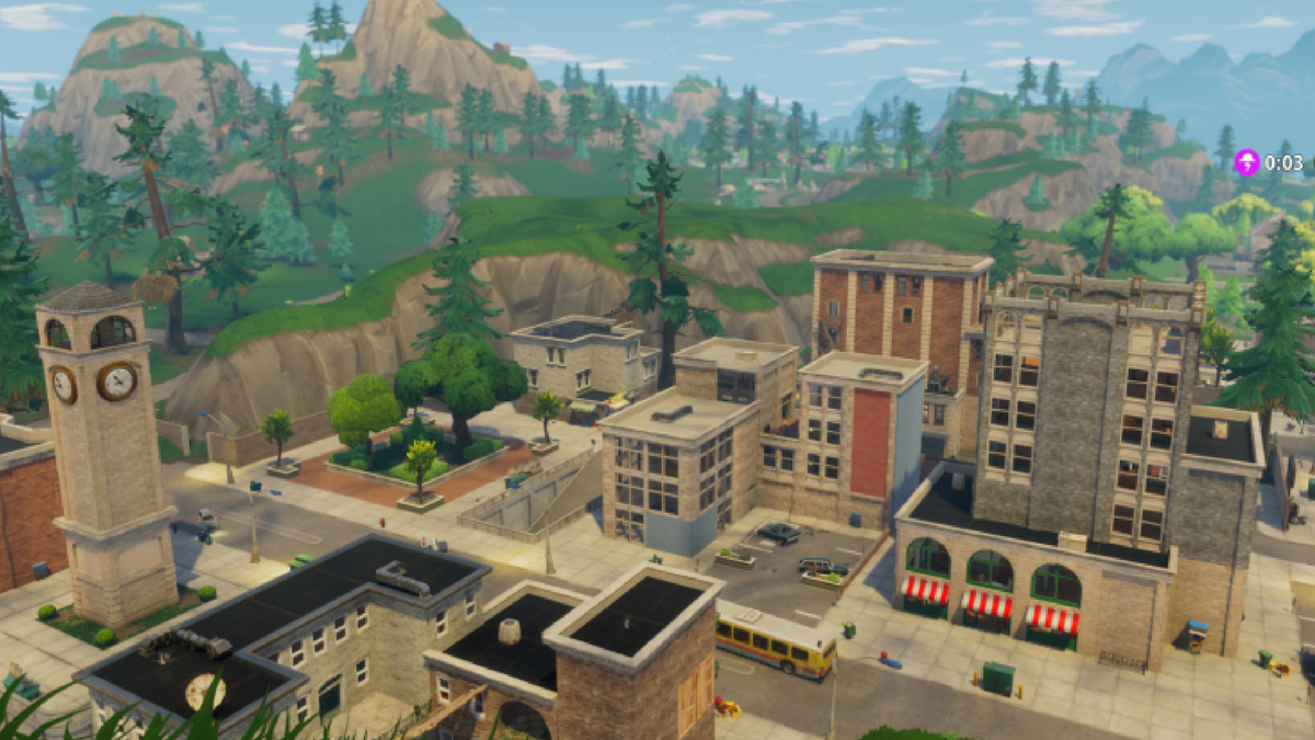 Fortnite Meteor Event Explained When Will Tilted Towers