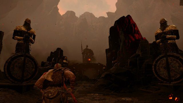 God of War 2018 Review Muspelheim