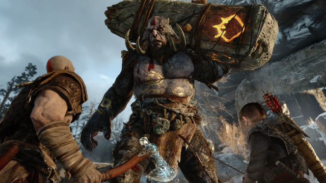 God of War Update 1.13