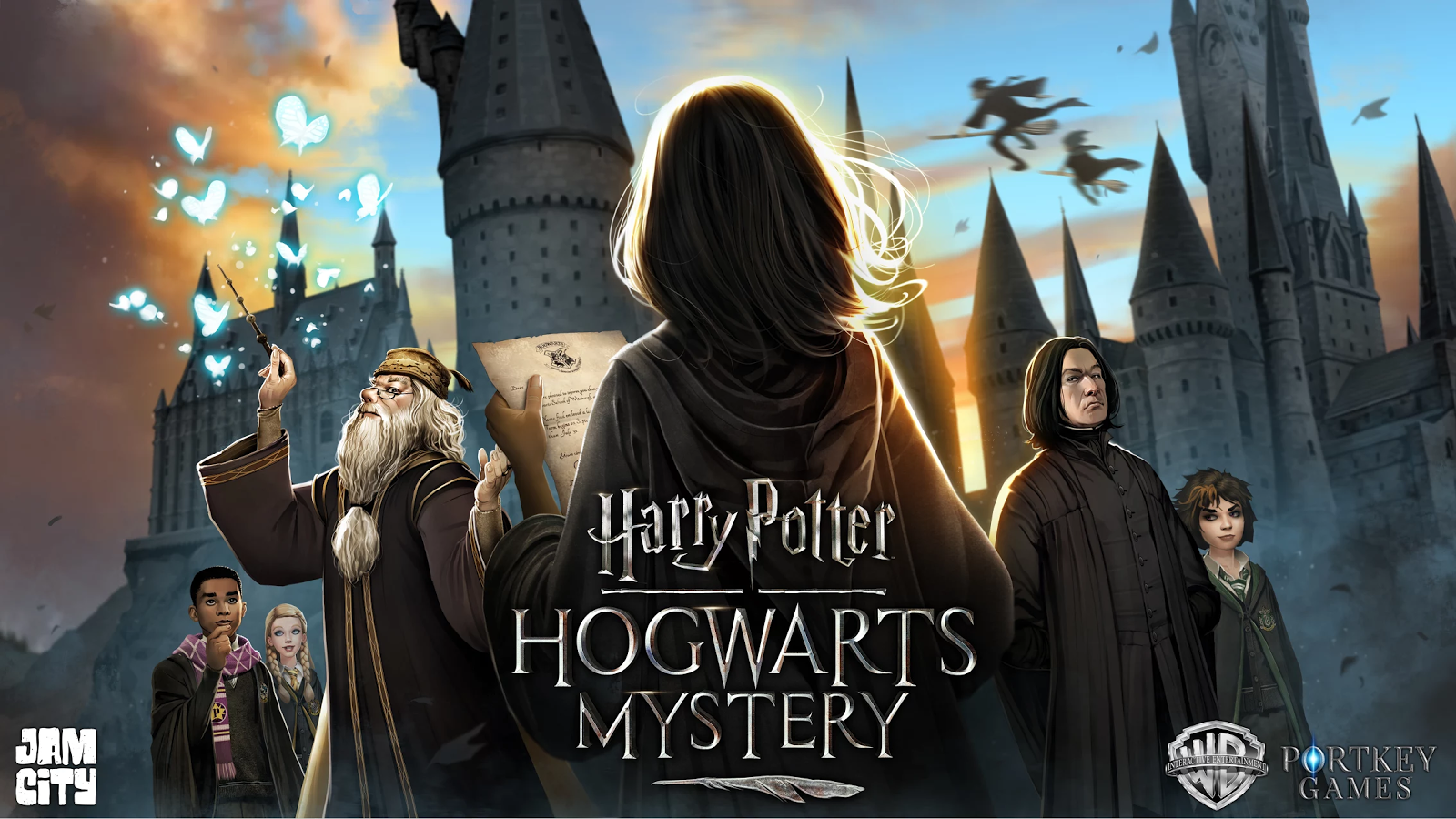 Free New Harry Potter Game Hogwarts Mystery Out Now On Mobile