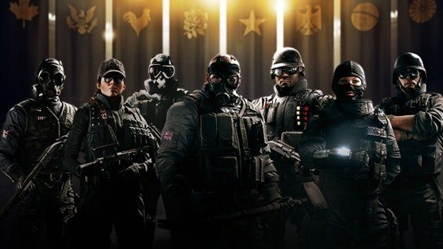 Rainbow Six Siege Battle Royale, mediocre games