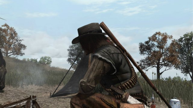 Red Dead Redemption 4K Xbox One X Update