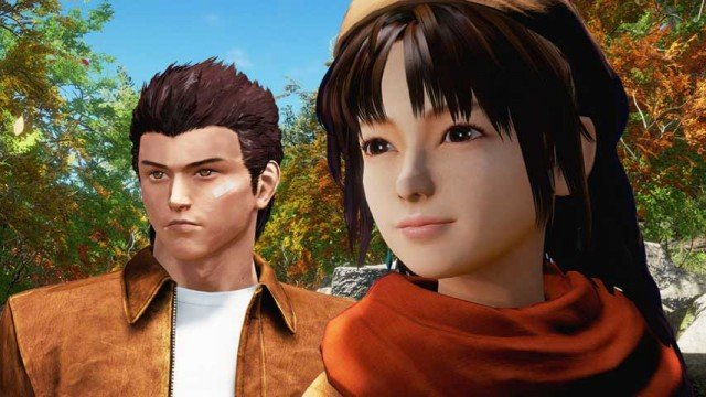 Shenmue I & II announced for Xbox One and PC