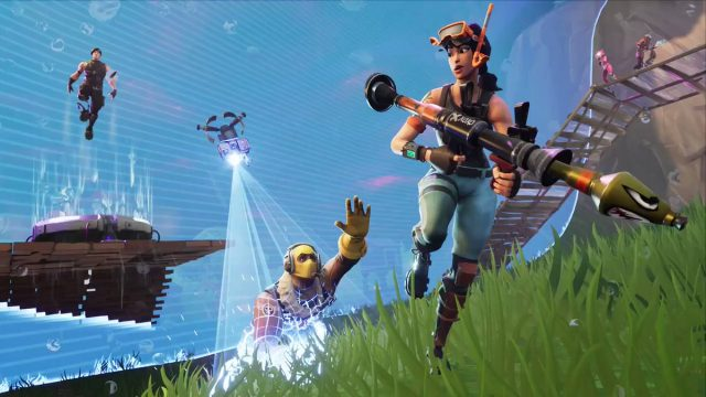 Thanos gets less health and more power in Fortnite's latest patch