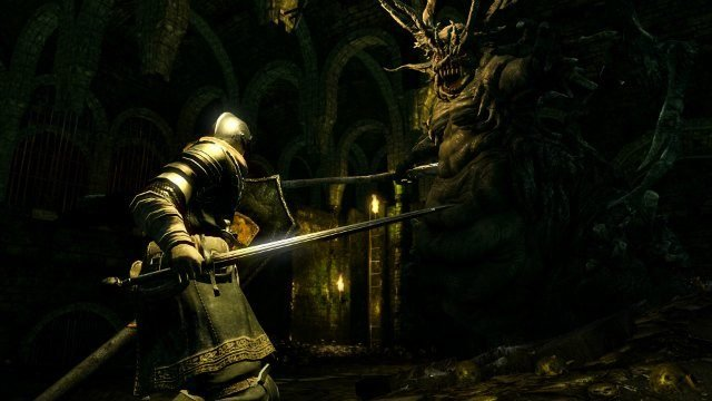 Dark Souls Remastered Review Boss