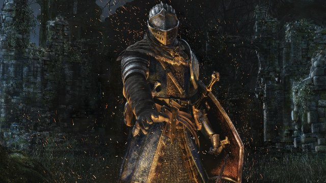 Dark Souls Remastered Review Knight