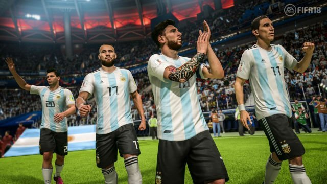 566a70d48 FIFA 18 World Cup Update  Everything You Need to Know