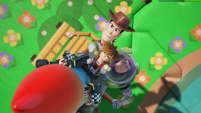 Kingdom Hearts 3 Gameplay Video Reveals More Of Toy Story World