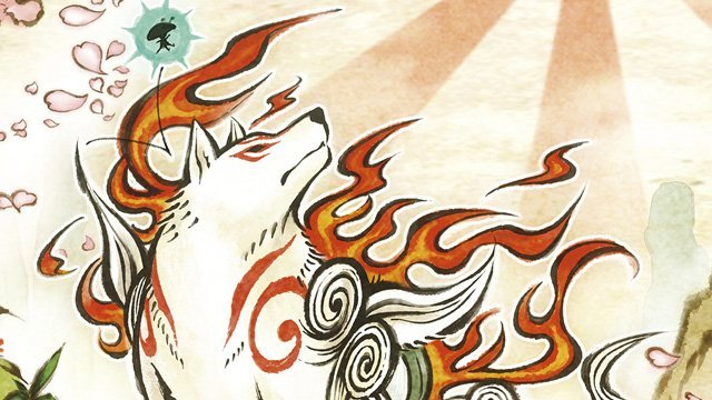 Okami HD will paint its way to Switch this August