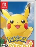 Box art - Pokemon Let's Go Pikachu and Let's Go Eevee