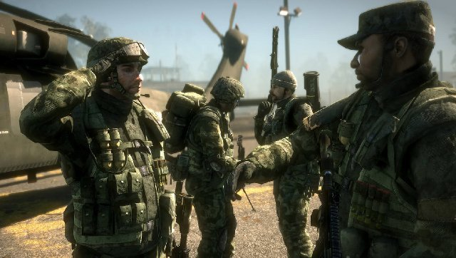 Battlefield Game Could Be 'Bad Company 3'